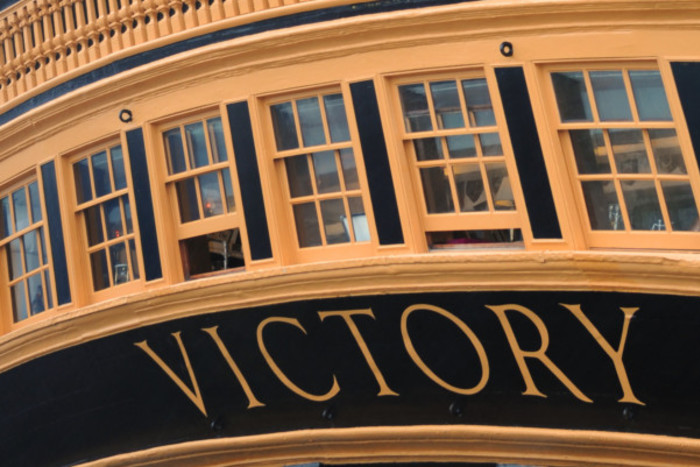 HISTORIC The battle is on to preserve HMS Victory